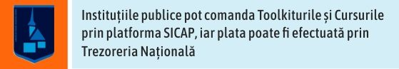 Achizitie  Toolkit DPO prin SCIAP pentru Institutii Publice