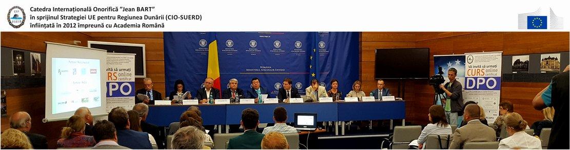 Profitați de oportunitatea de urma online cursuri de formare, specializare, pregatire continuă în Ashburn organizate de Catedra Internationala Onorifica Jean Bart - realizată împreună cu Academia Română din 2012, având până în prezent peste 750 de cursanți