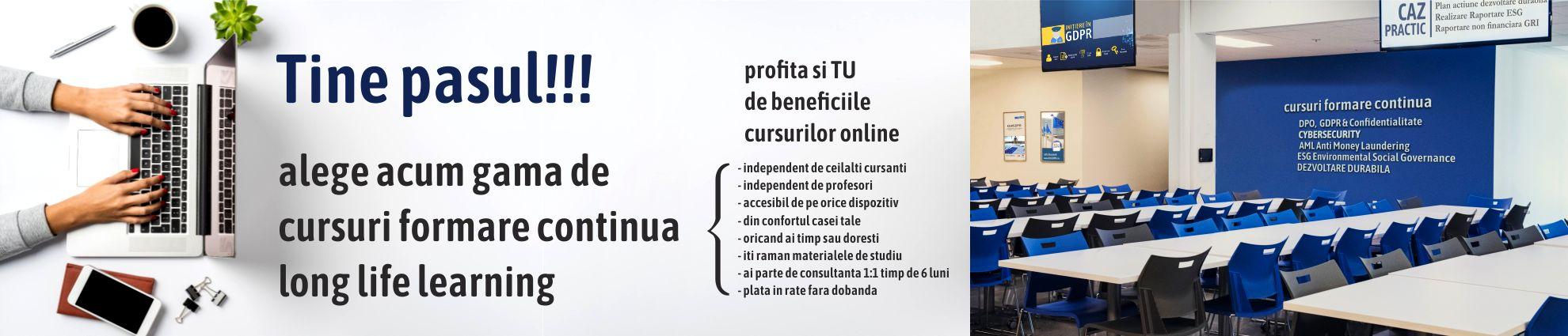 Profita de oportunitatea de a urma ONLINE Cursuri de formare DPO Romania Ofiter de Protectie a Datelor pusa la dispozitie de Catedra Internationala Onorifica Jean Bart prin Cursul DPO ce poate fi urmat online chiar daca te afli in Romania