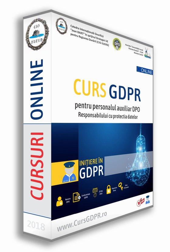 Detalii despre Cursuri de Inițiere GDPR