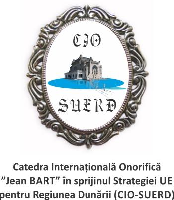 Catedra Internațională Onorifică Jean Bart (CIO-SUERD) a fost creată în parteneriat cu Academia Română, în anul 2012